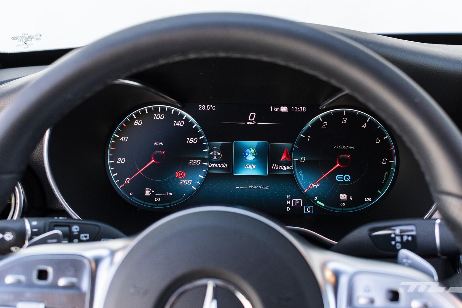 Foto de Mercedes-Benz C 300 de Estate 2020, prueba (2/46)