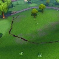 Fortnite inicia su cambio de temporada: el mapa del juego está empezando a romperse