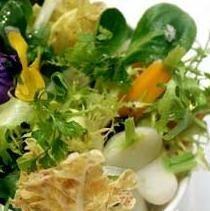Los vegetales crudos aumentan el nivel de algunas vitaminas