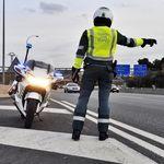 ¡De locos! Le pillan viajando en moto de Madrid a Orense en pleno estado de alarma y da positivo en cannabis