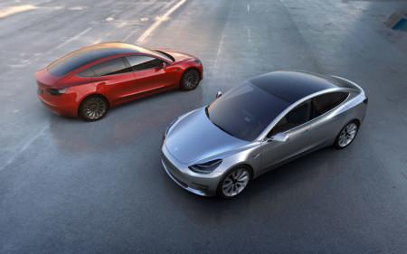 Model 3 Unveil 0