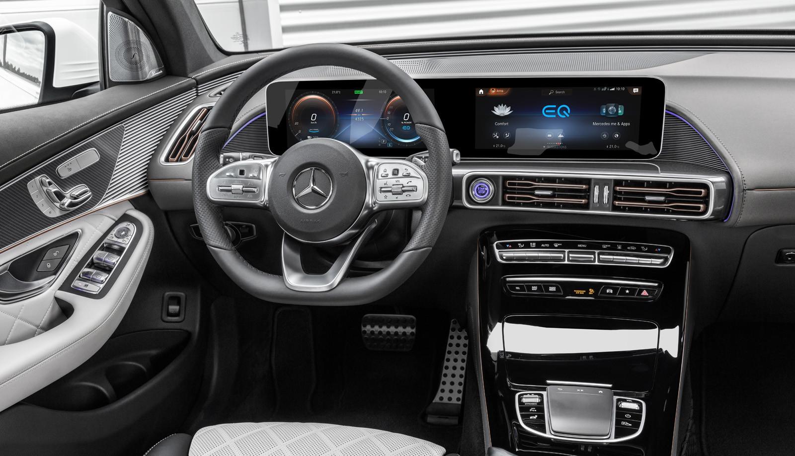 Foto de Mercedes-Benz EQC 2019 (22/74)