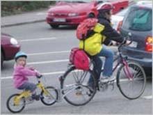 Bicifamiliar.org: disfrutar de la bici con niños