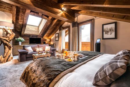 Méribel inaugura Le Kaïla, un nuevo hotel de lujo en pleno corazón de la estación de esquí