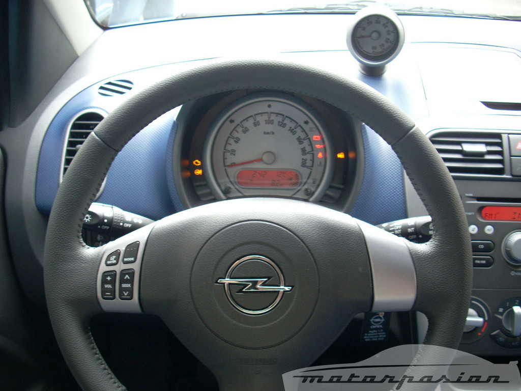 Foto de Opel Agila (presentación) (6/18)