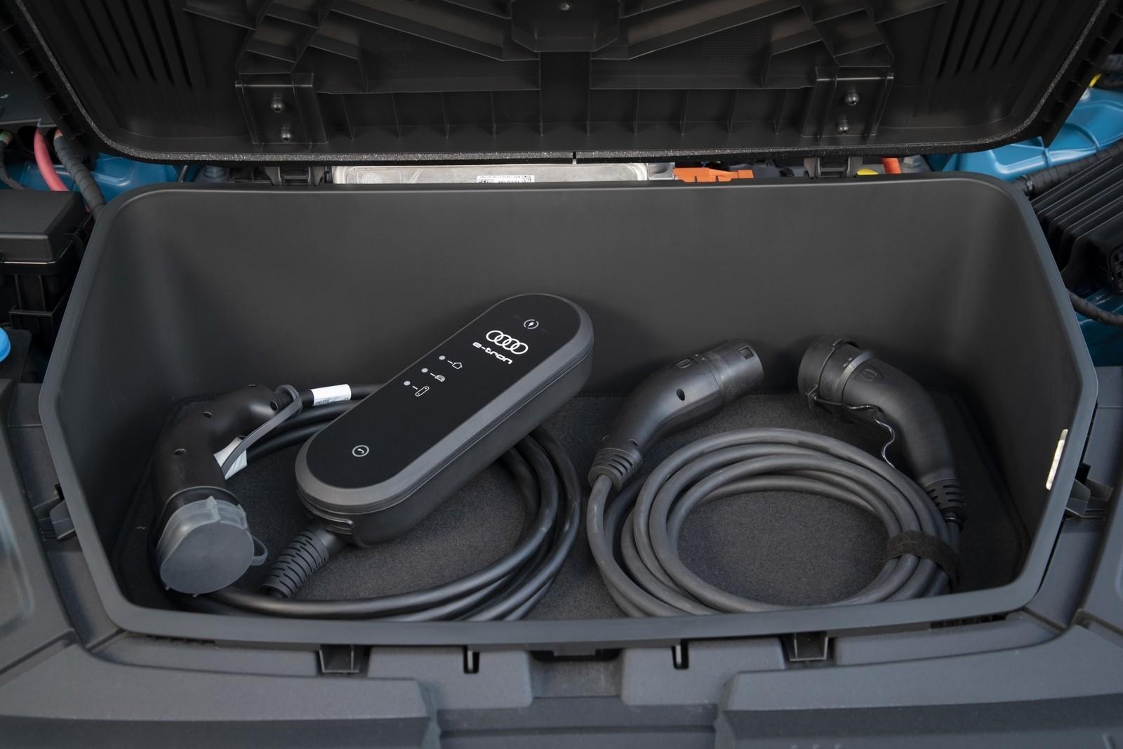 Foto de Audi e-tron (68/111)