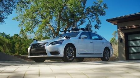 Lexus Coche Autonomo