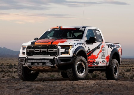 Ford F 150 Raptor Race Truck 2017 1280 03