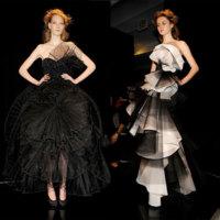 Marchesa Otoño-Invierno 2010/2011 en la Semana de la Moda de Nueva York