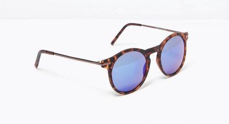 Tendencia Gafas Azules Primavera Verano 2015 2