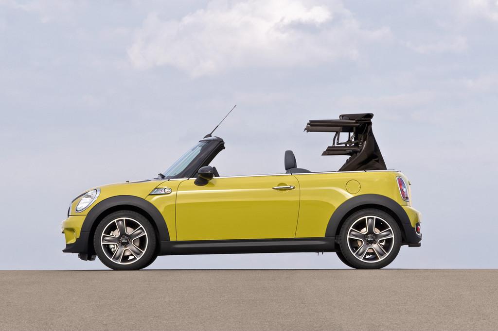 Foto de Nuevo Mini Cabrio (8/26)