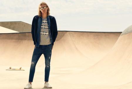 Lefties se sube a la tabla de skate con una colección urbana para el otoño