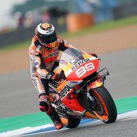 La involución de Jorge Lorenzo: a 14 segundos de la victoria en Catar y a un minuto en Tailandia
