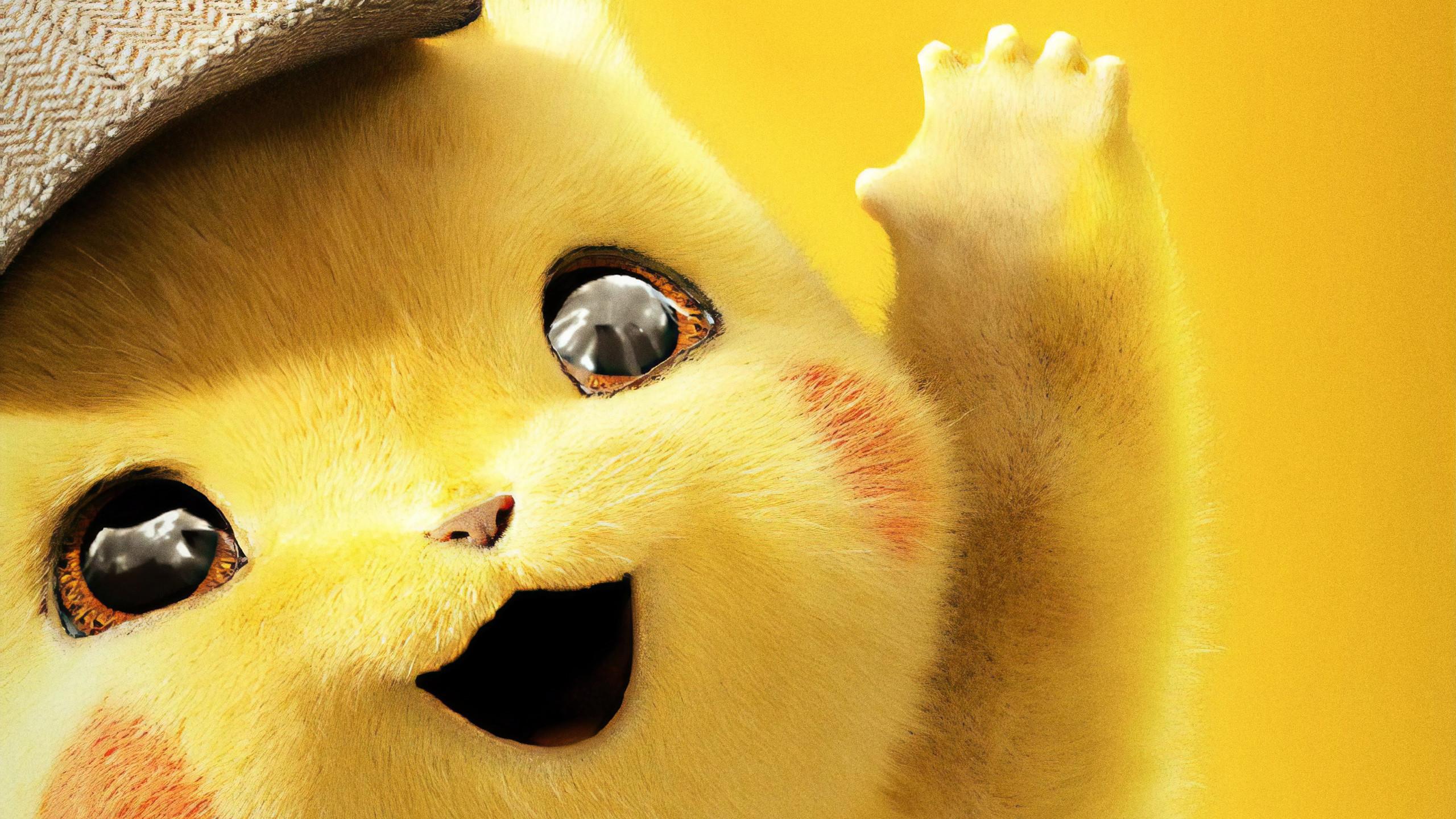 Foto de Fondos de pantalla de 'Detective Pikachu' (1/11)
