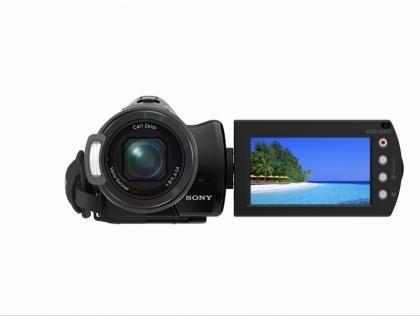 Nuevas cámaras AVCHD de Sony