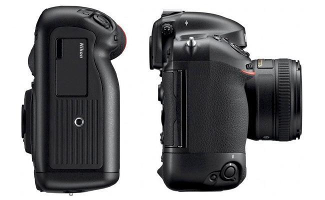 Empuñadura Nikon D4