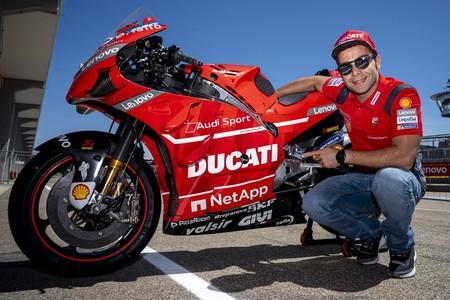 ¡Renovado! Danilo Petrucci seguirá en el equipo oficial de Ducati en 2020