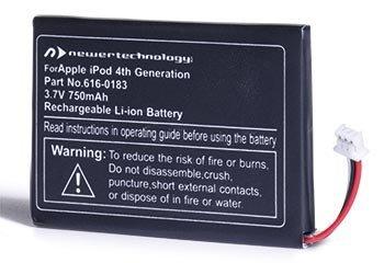 Incrementa la duración de la batería del iPod