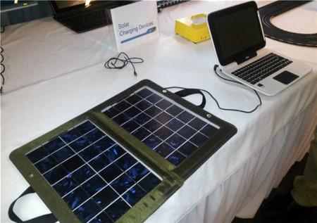 Intel carga solar