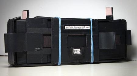 La Panoramix, una modificación basada en la famosa estenopeica Dippold