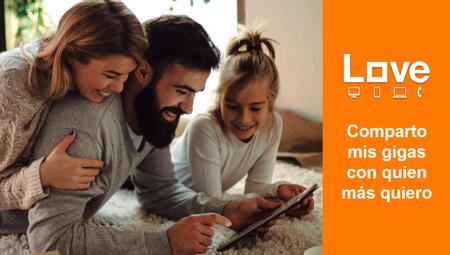 Nueva Love Lite de Orange reduce por primera vez su combinado de fibra y móvil por debajo de 50 euros