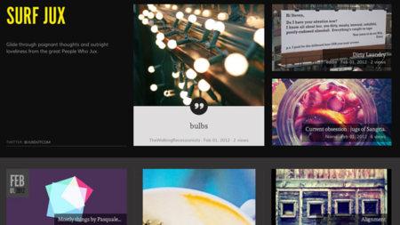 Jux, crea espectaculares presentaciones web con tus fotos