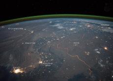 La frontera entre Pakistán y la India se puede ver desde el espacio, pero no es la única