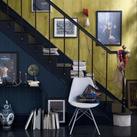 Si te apasionan los libros, te encantarán estas ideas para decorar la casa