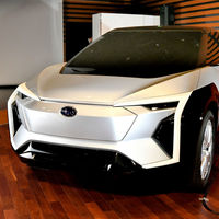 Subaru tendrá su primer coche eléctrico en 2025 y para 2030 todos sus productos tendrán cierto nivel de electrificación
