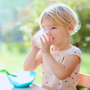 El consumo de leche de vaca no produce mocos
