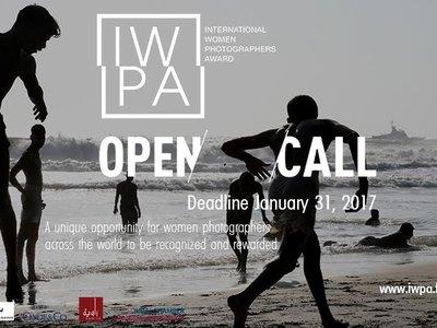 Convocatoria abierta para IWPA, el Concurso Internacional de Mujeres Fotógrafas