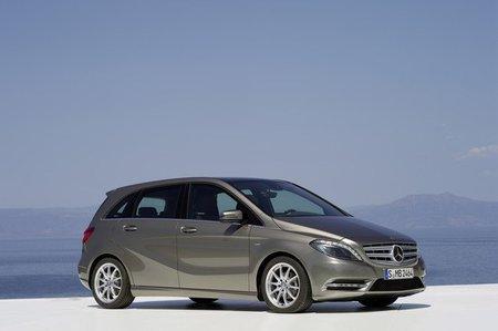 Mercedes-Benz Clase B, desde 26.100 euros en España