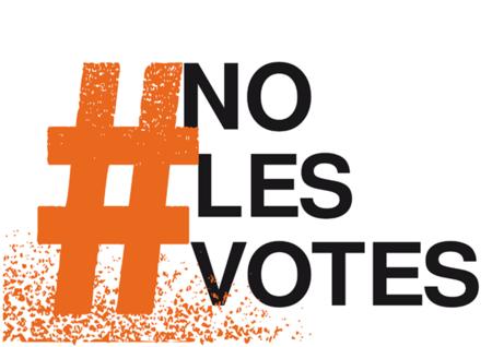 #nolesvotes: por un voto responsable