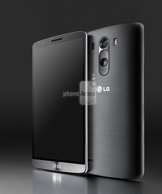 El LG G3 ya luce así de espectacular