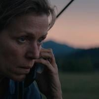 Frances McDormand, ganadora del Oscar a la mejor actriz protagonista por 'Tres anuncios en las afueras'
