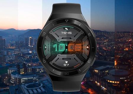 El Huawei Watch GT 2e Sport alcanza su precio mínimo en Amazon por 148 euros: gran autonomía y medición de oxígeno