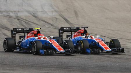 Oficial: Manor fuera de la F1 y sin planes de regresar