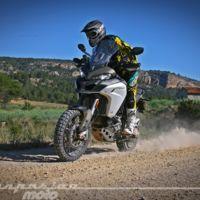 Prueba Ducati Multistrada 1200 Enduro