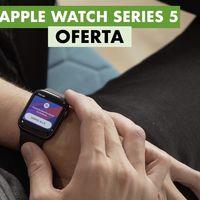 El último Apple Watch a precio de derribo hoy: llévate un Series 5 con más de 100 euros de descuento y envío gratis