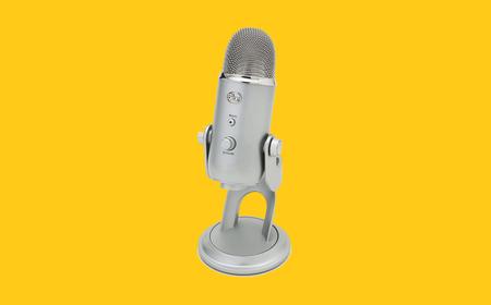 Este micrófono no necesita presentación, puedes hacerte con el Blue Yeti por 58 euros menos en Amazon