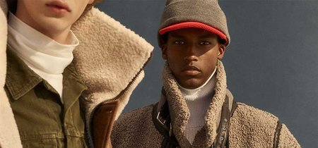 Zara y sus chaquetas de borreguillo son la mancuerna perfecta para mantener el frío a raya en otoño