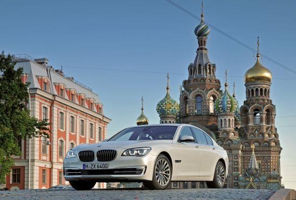 Foto de Histora de BMW Serie 7 (6/8)