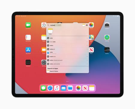 Apple Ipados14 Universalsearch Springboard 062220