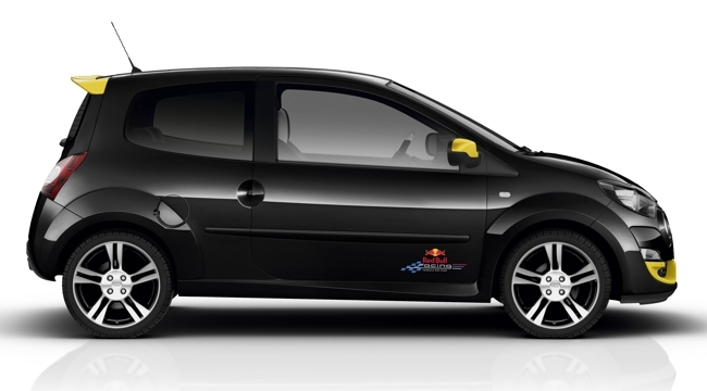 Renault Twingo RS Red Bull Racing RB7 01