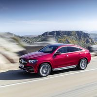 El nuevo Mercedes-Benz GLE Coupé ya tiene precio: ligeramente más caro que un BMW X6, desde 86.850 euros