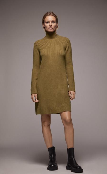 Vestido Punto Zara3