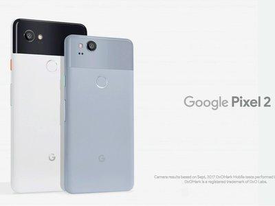 Comparativa Pixel 2 vs Pixel 2 XL: así queda frente a la gama alta de Android