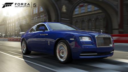 Rolls-Royce Wraith en Forza Motorsport 5