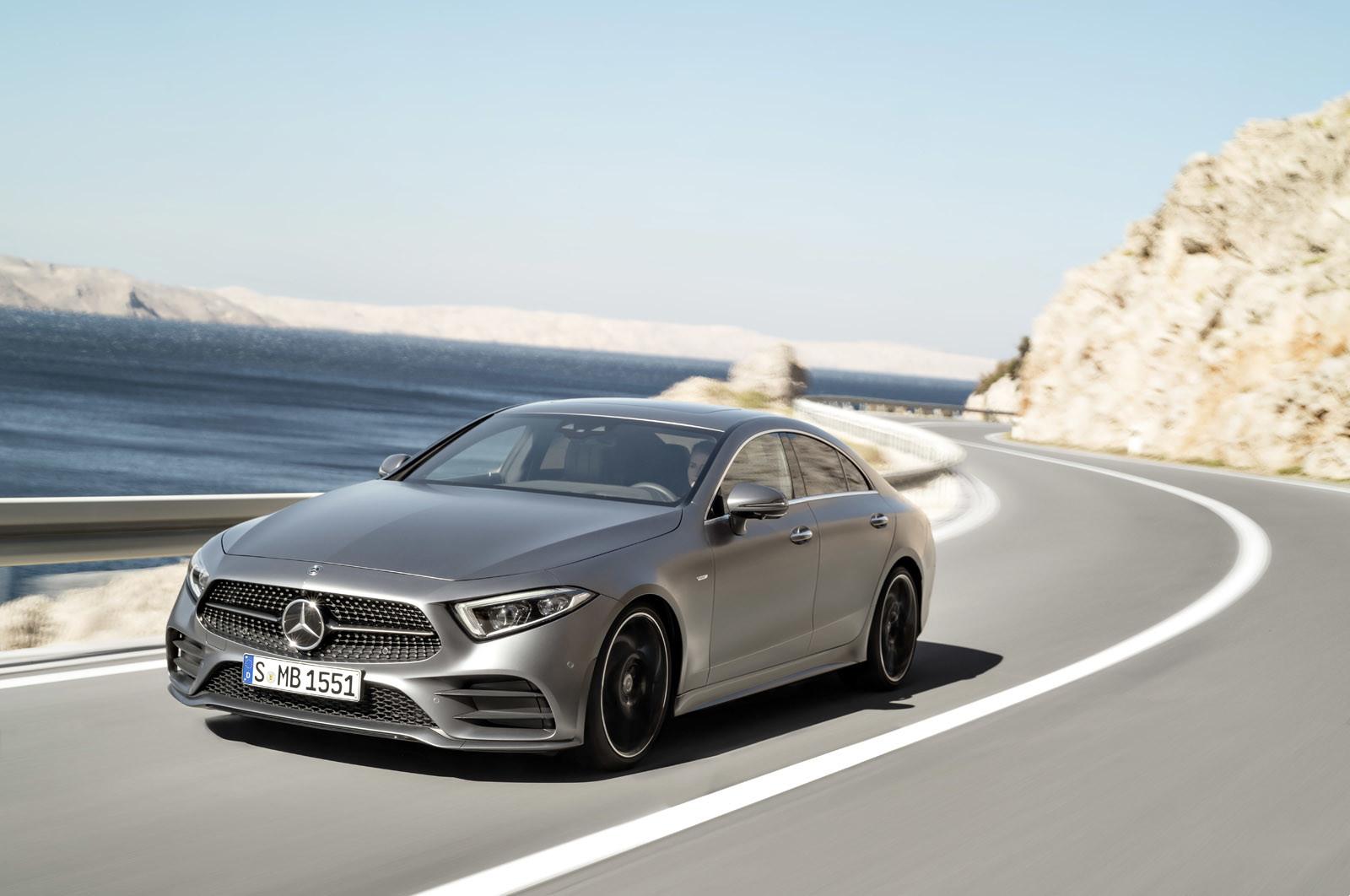 Foto de Mercedes-Benz CLS Coupé 2018 (35/56)