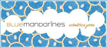 Blue Mandarines te da muestras gratis en las farmacias